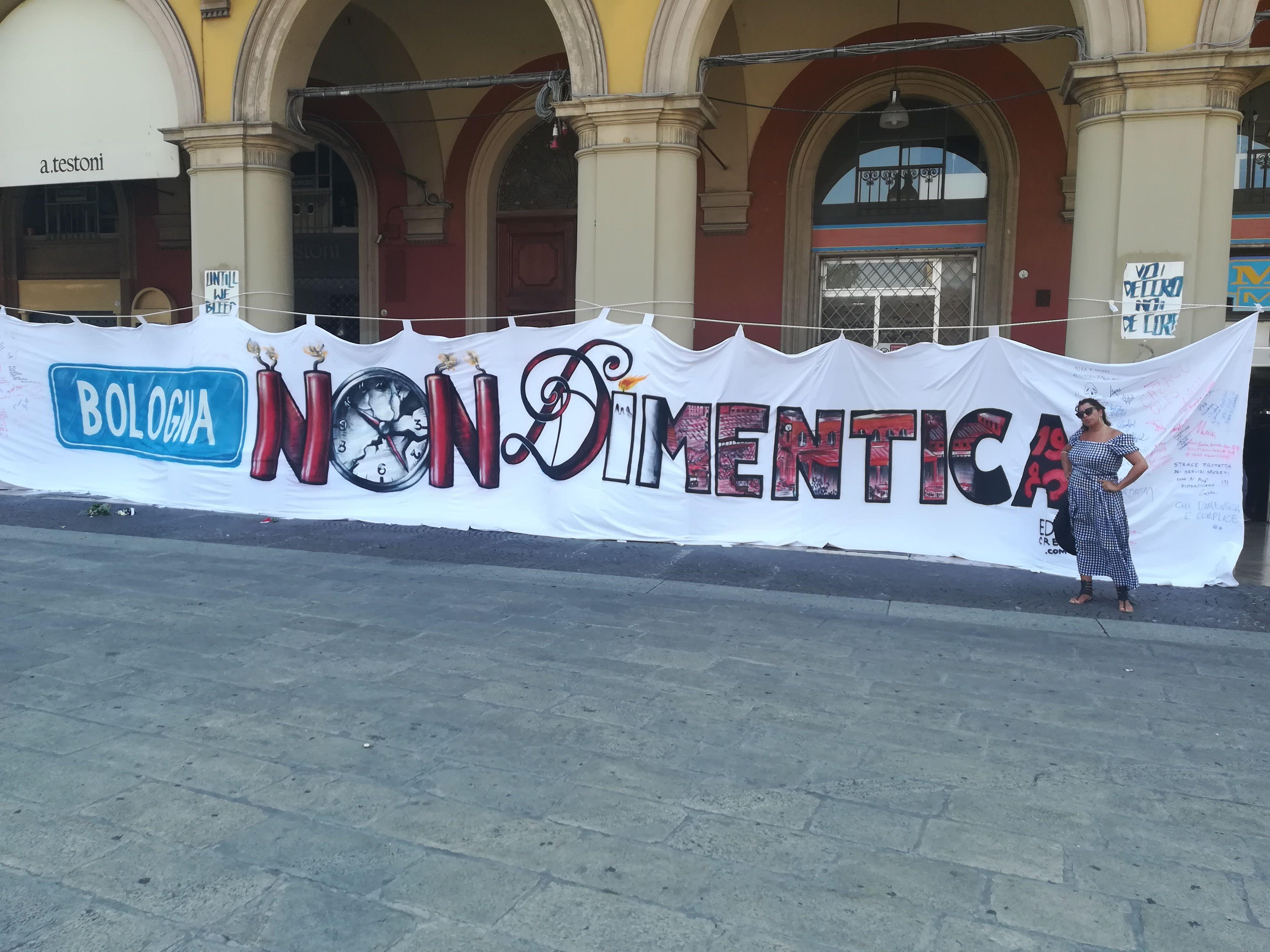 La Strage di Bologna raccontata ai giovani d'oggi- di Annalisa Capaldo