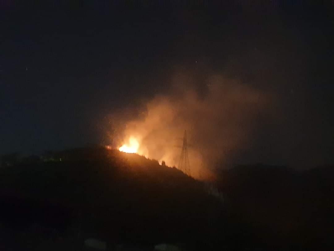 Sant'Egidio-Corbara: maledetta estate, ancora fiamme