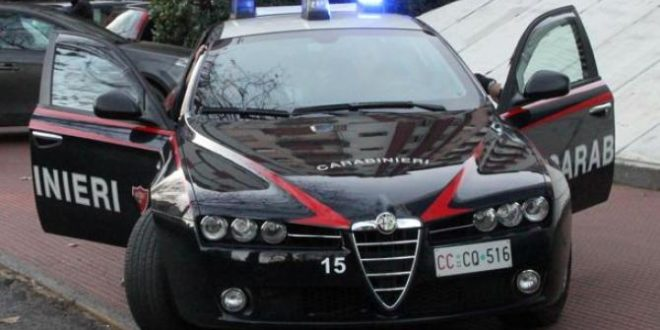 Perseguita e minaccia l' ex moglie, arrestato 50enne di Sarno – di Danilo Ruggiero