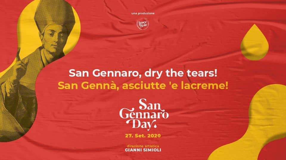Il poeta e scrittore Francesco Terrone insignito del premio PremioSan Gennaro Day 2020