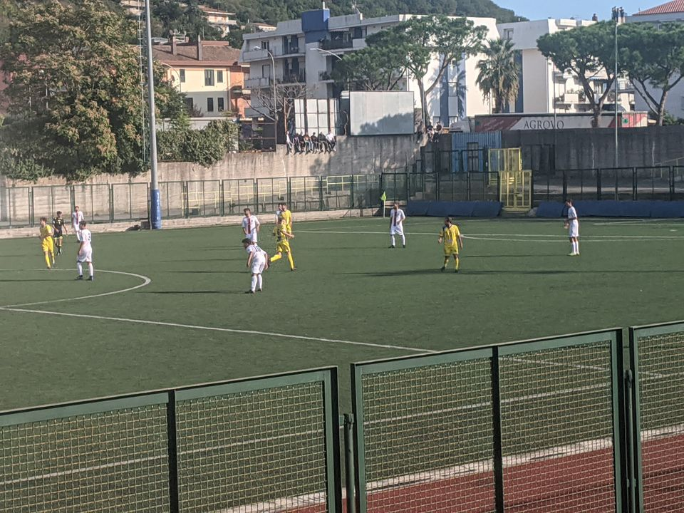 Eccellenza: Alfaterna-Costa d'Amalfi 2-3, tante partite nella stessa partita