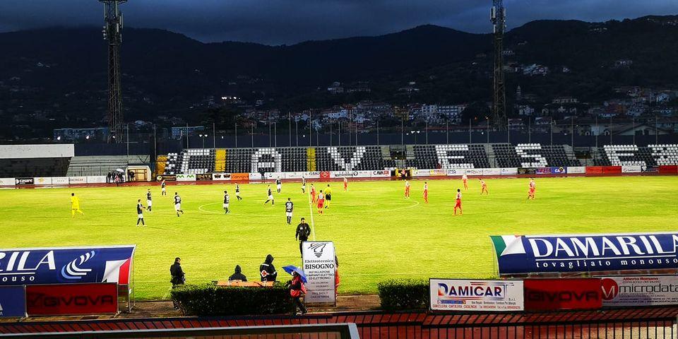 Serie C, Cavese-Bari 2-3, festival tra prodezze ed errori