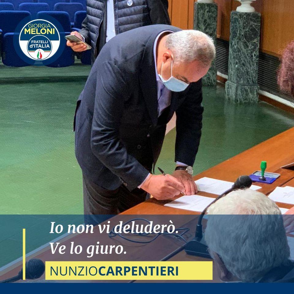 Regione Campania, eletti: Pellegrino riesce a spuntarla su Irace, Agro con Carpentieri