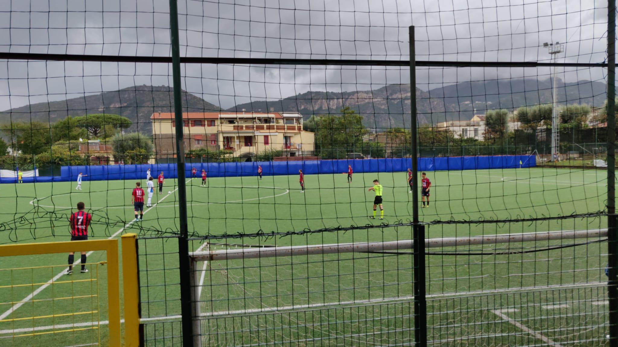 Coppa Eccellenza: quasi un allenamento per il Castel San Giorgio