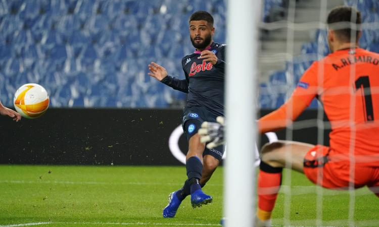 Europa League: Real Societad-Napoli in tempo reale