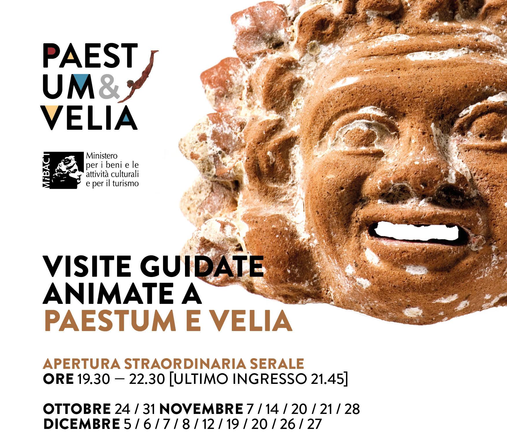 Paestum e Velia: ecco il calendario di aperture e spettacoli serali