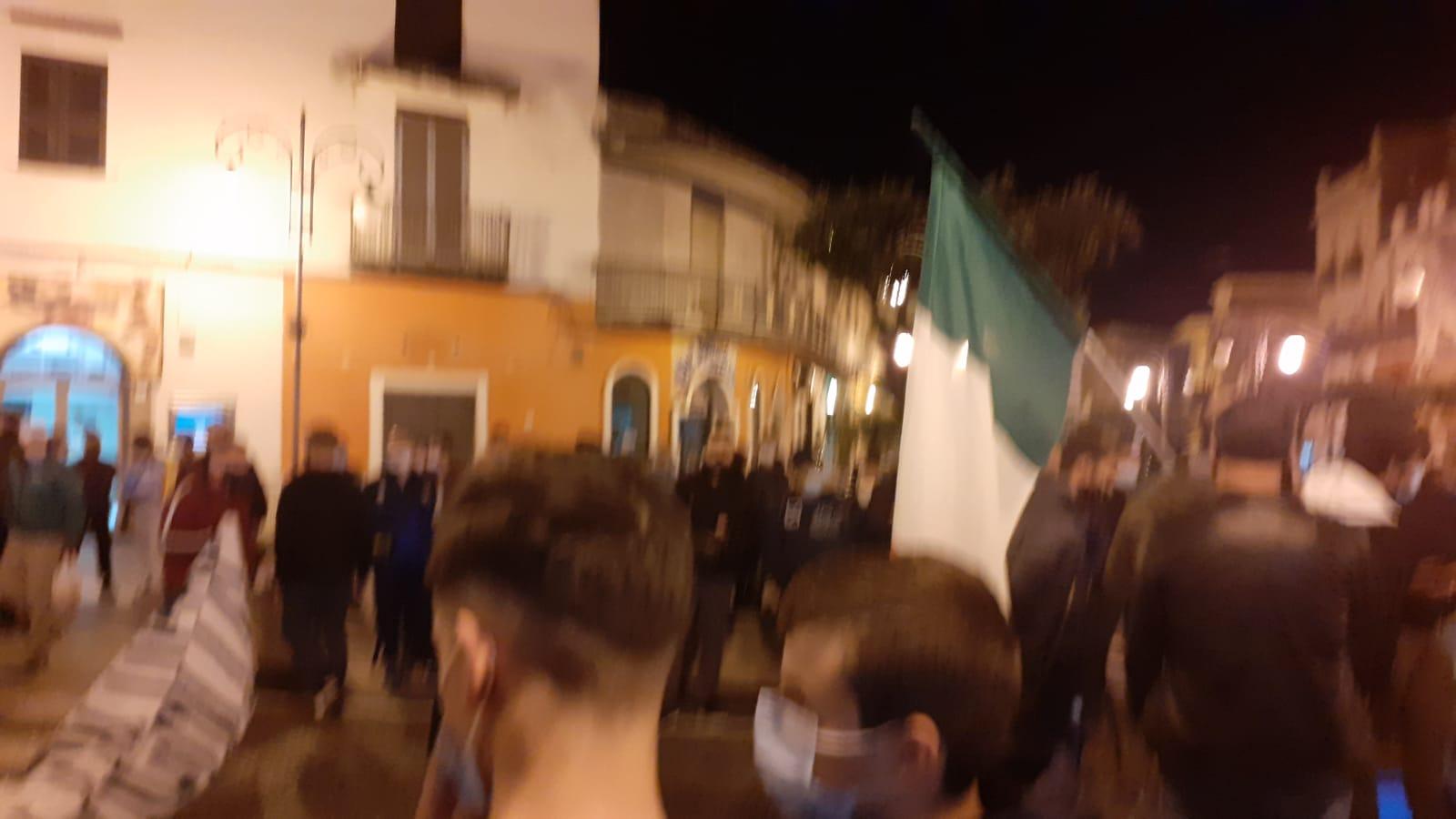 Quella volta a Torino coi 40mila, a S.Valentino erano molti di meno e sono stati identificati