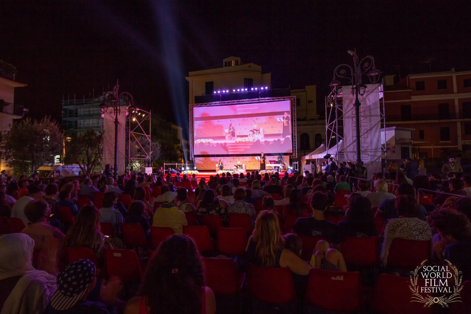 Al via il Social World Film Festival