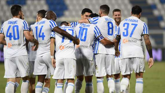 Serie B: Spal-Salernitana 2-0, tutto nel primo tempo