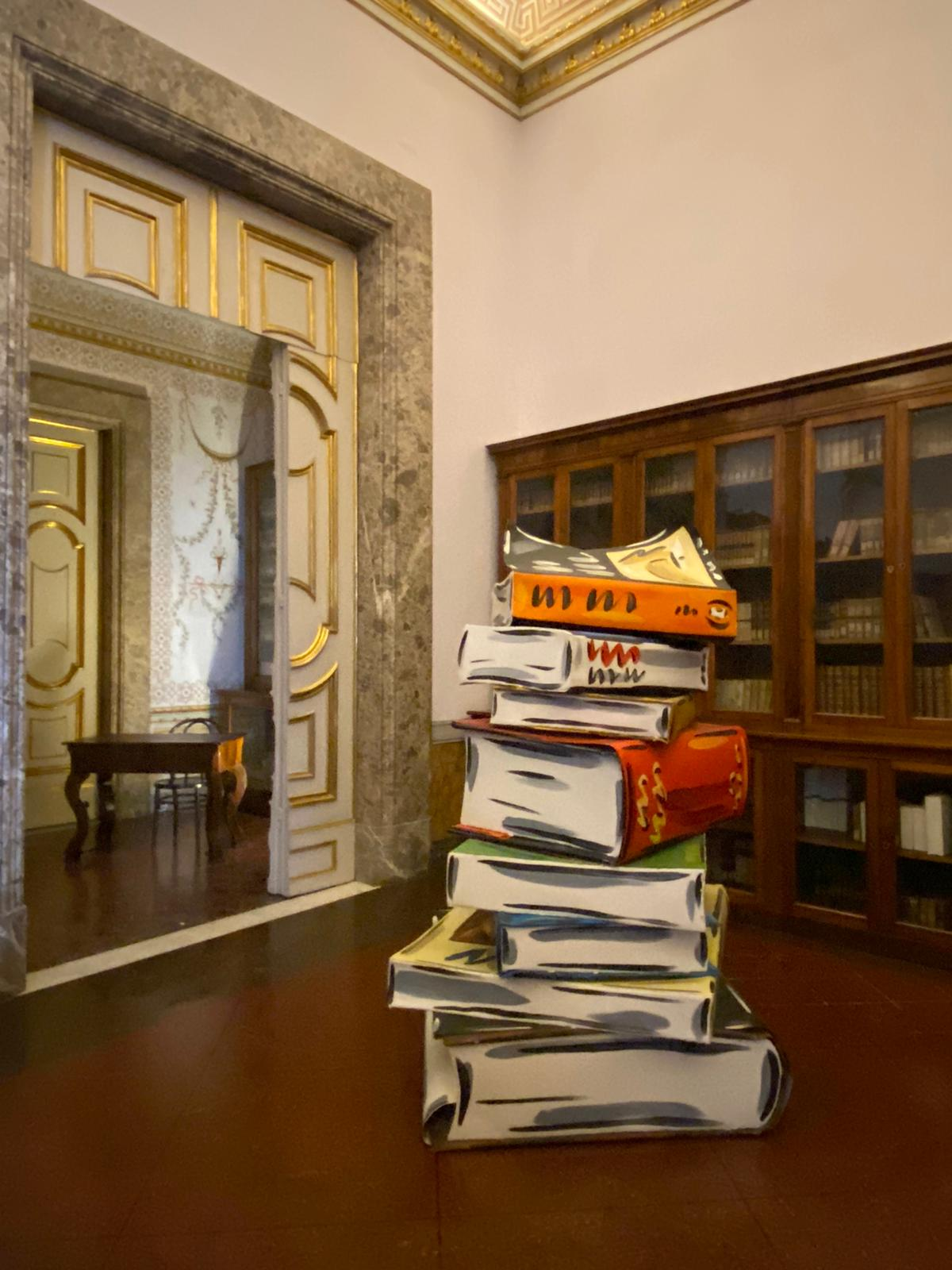 23 novembre: Gli appartamenti reali della Reggia Caserta ospiteranno le opere della mostra Terrae Motus. Anticipazioni sui social