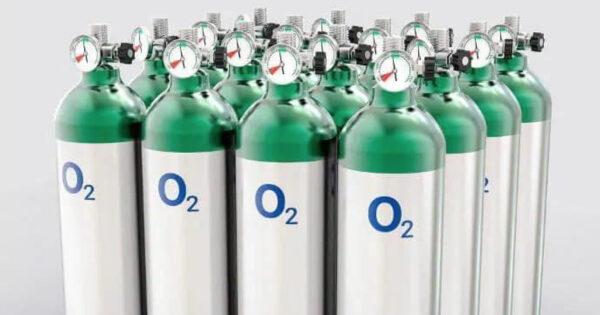 Nocera Inferiore: bombola d'ossigeno, 55 euro