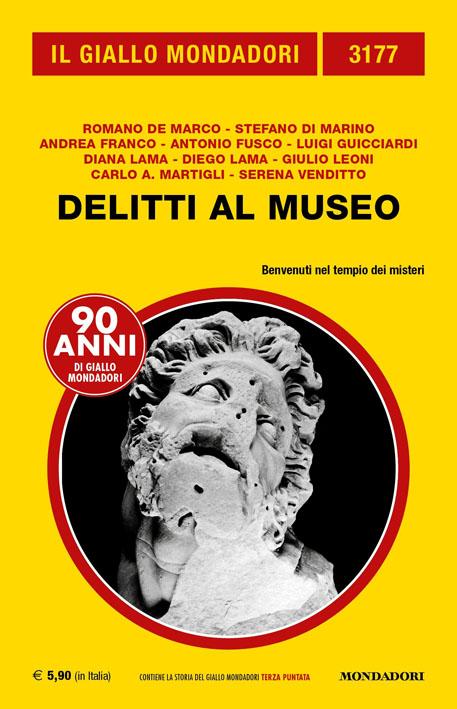 Delitti al Museo: racconti misteriosi dal Museo Archeologico di Napoli in una nuova campagna social