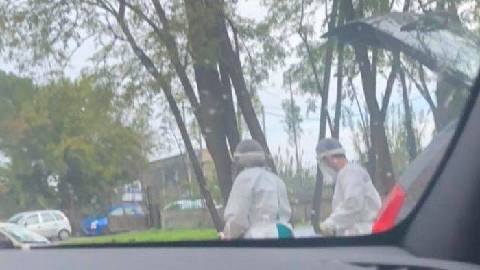 Scafati: Usca sotto la pioggia, la denuncia
