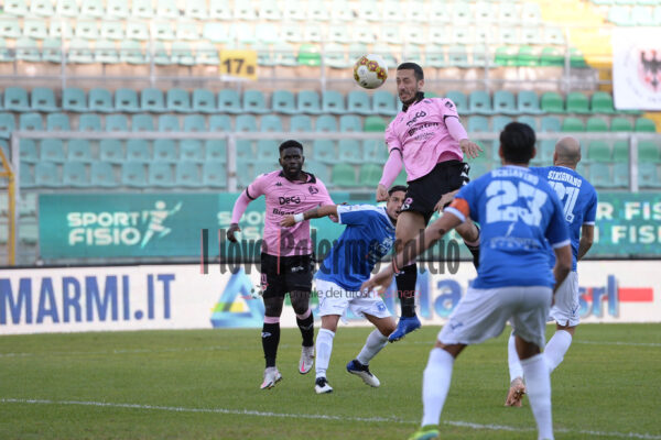 Serie C: Palermo-Paganese 2-1