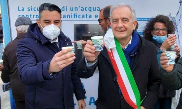 Roccapiemonte: il sindaco inaugura la casa delle quattro P