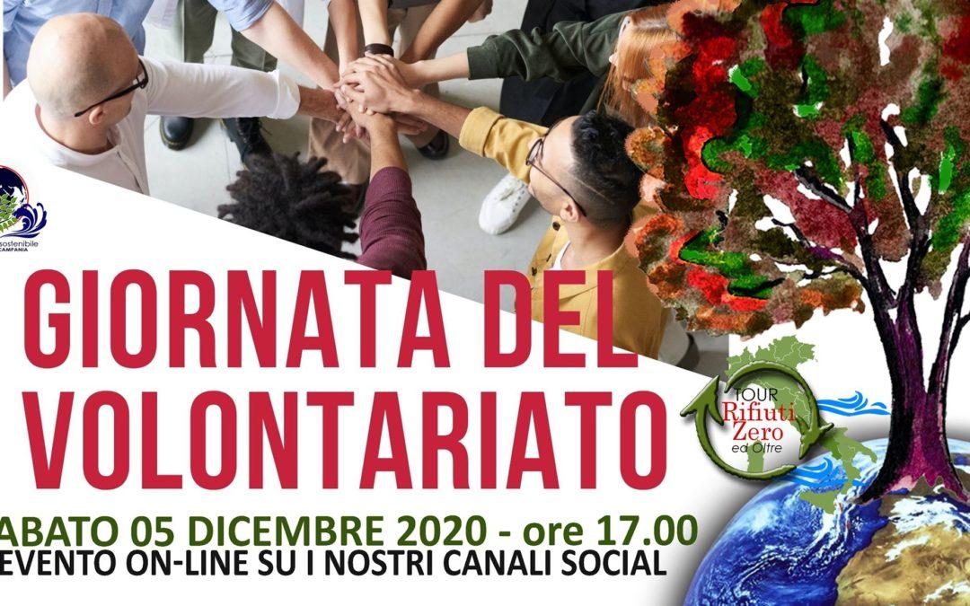 Giornata Internazionale del Volontariato: Agrotoday c'è