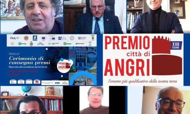 Premio Città di Angri: un successo da remoto
