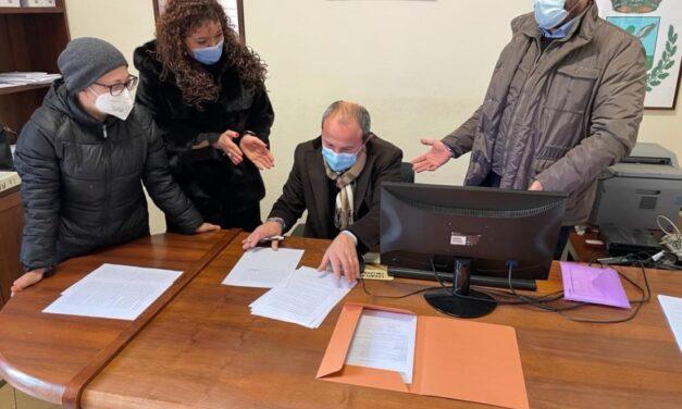 San Marzano sul Sarno: tempo di tanti lavori