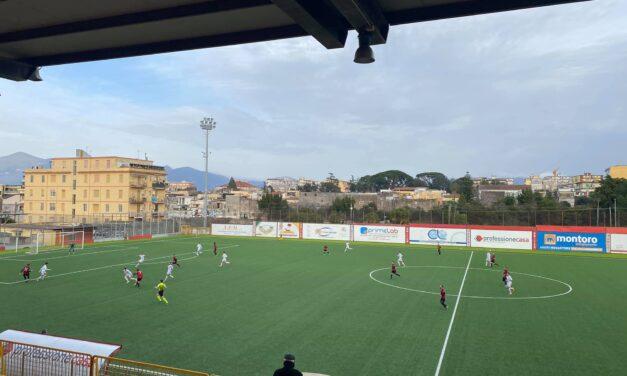 Serie D: Nocerina, tris ad Angri contro il Cassino
