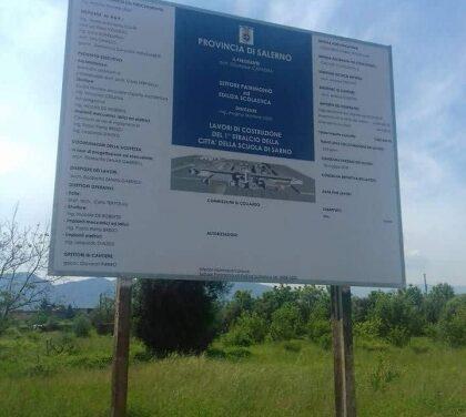 Sarno: Città della scuola, ecco gli ultimi sviluppi – di Danilo Ruggiero
