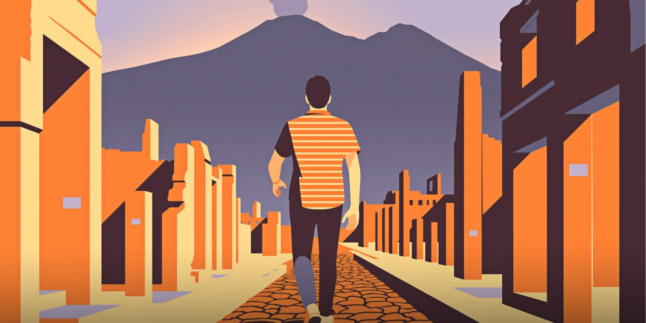 La città viva, il primo podcast che racconta l'antica Pompei