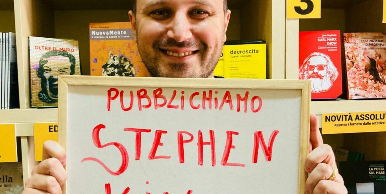 La Marotta & Cafiero pubblicherà Stephen King