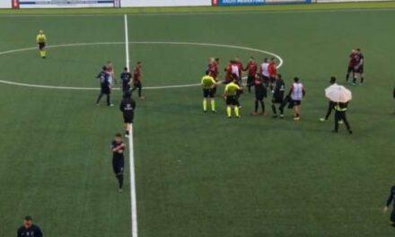 Serie D: Nocerina vittoriosa ad Angri contro il Carbonia