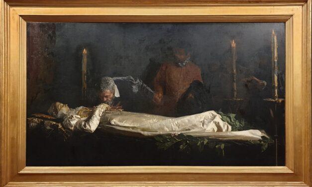Musei zona gialla: Capodimonte riapre con il 2×1 e con la mostra L'Ottocento e la pitturadistoria: Francesco Jacovacci