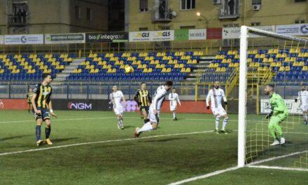 Serie C, Juve Stabia ko con la capolista Ternana