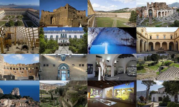 Un successo l'apertura gratis dei musei della direzione regionale musei Campania. Dal 1 febbraio tornano a pagamento