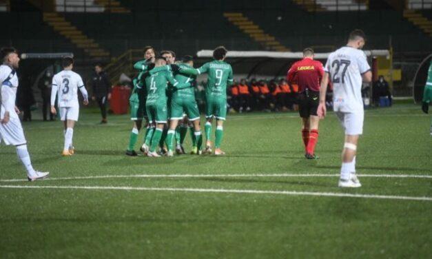 Serie C, Avellino-Cavese 1-0, decide Adamo