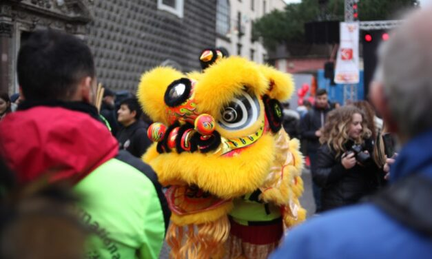 Capodanno Cinese. Entra l'anno del Bufalo. La festa sul sito del capodanno cinese di Napoli