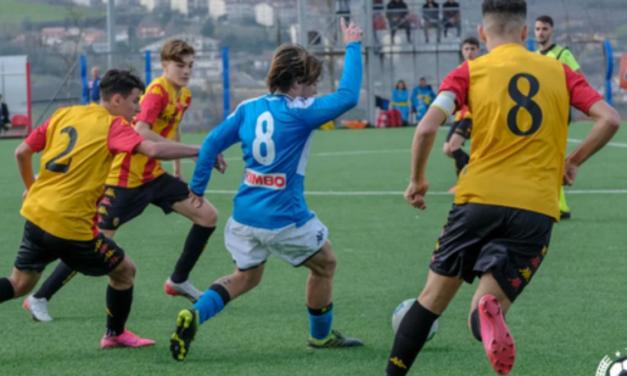 9^ Primavera 2b: Derby pirotecnico tra Benevento e Napoli, sconfitta la Salernitana – di Francesco Buonaiuto