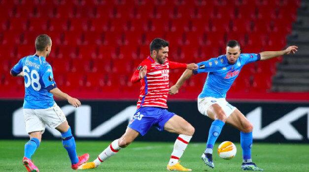 Ottavi Europa League: L'andata è del Granada, il Napoli deve reagire e in fretta – di Francesco Buonaiuto