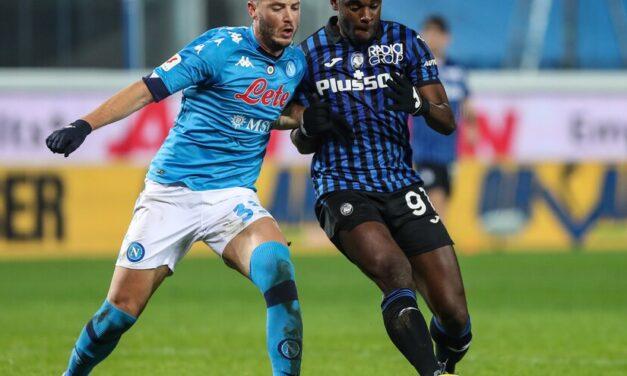 Semifinale Coppa Italia: si ferma la cavalcata del Napoli, Atalanta in finale – di Francesco Buonaiuto