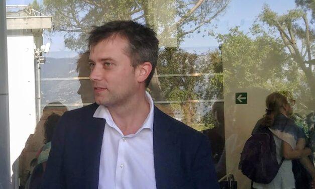 Gabriel Zuchtriegel, nuovo direttore del Parco Archeologico di Pompei
