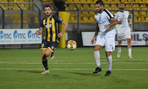 25^ Serie C: Cavese – Juve Stabia 1-2, decide Troest nel finale – di Francesco Buonaiuto