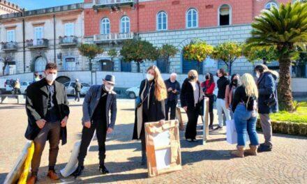 Arte in Tour: a Palma Campania opere d'arte nelle attività commerciali