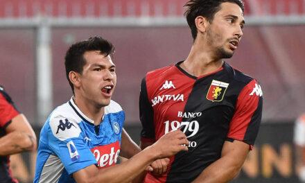 21^ Serie A: Il Napoli perde a Genova – di Francesco Buonaiuto