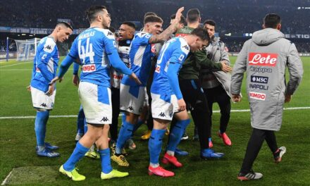 22^ Serie A: Insigne stende la Juventus dal dischetto – di Francesco Buonaiuto