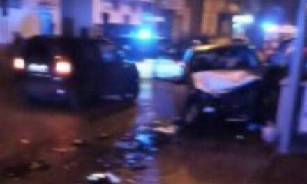 Scafati: serata con grave incidente e diversi feriti