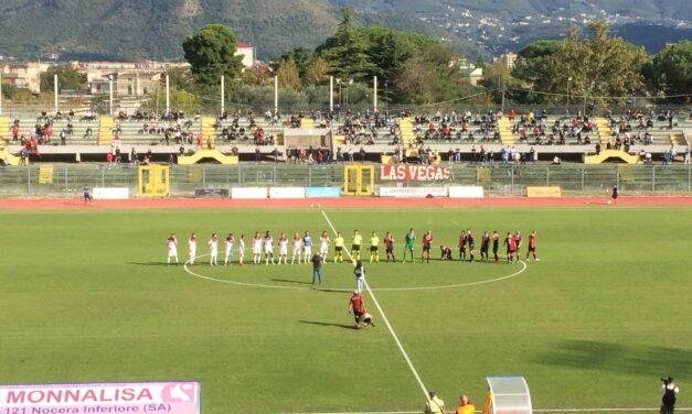 20^ Serie D: la Nocerina torna alla vittoria, battuto il Sassari Torres – di Francesco Buonaiuto