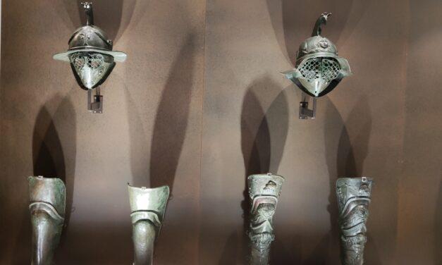 Gladiatori, parte la mostra del MANN con una presentazione digitale. Resterà visitabile fino al 6 gennaio