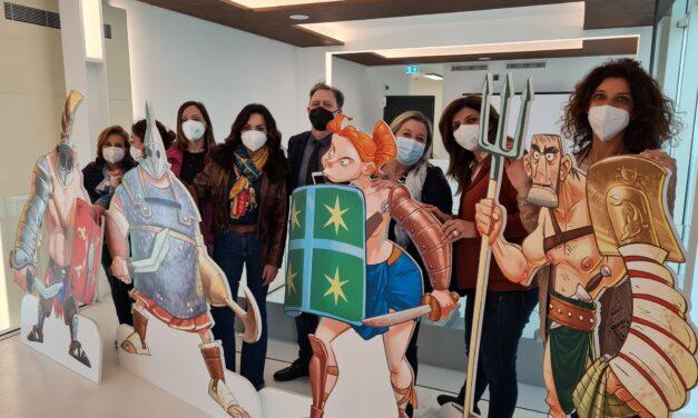 Al Museo Archeologico Nazionale di Napoli arrivano i Gladiatori!
