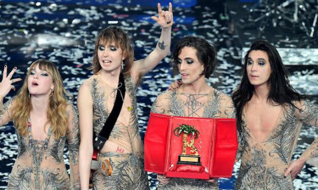 I Måneskin hanno vinto il Festival di Sanremo – DI IOLANDA CANALE