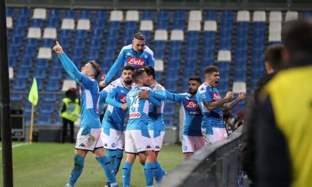 25^ Serie A: spettacolo a Reggio Emilia, tra Sassuolo e Napoli finisce 3-3 – di Francesco Buonaiuto