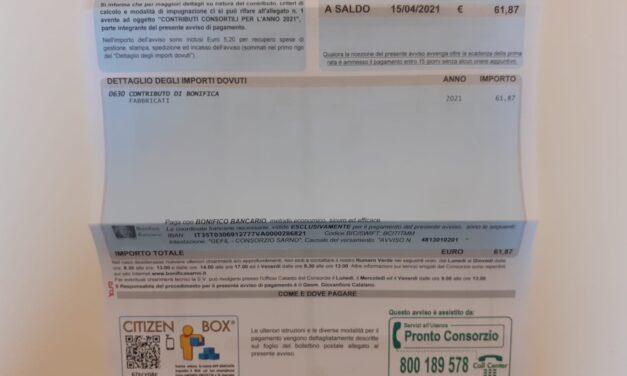 Nocera Inferiore: bonifica, impazziscono le cartelle -di Iolanda Canale