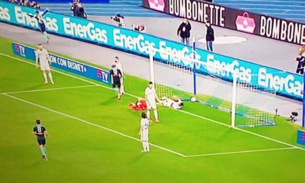 Napoli-Inter 1-1: Conte resta invincibile, Gattuso manca l'aggancio alla Juve