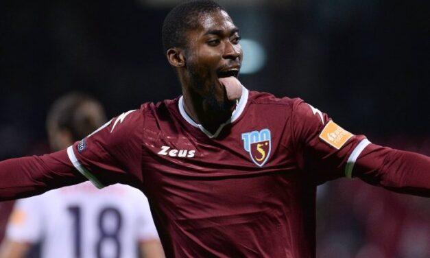 Serie B: la Salernitana prova a farsi Maleh sul più bello ma per fortuna c'è Gondo