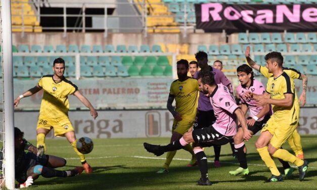 Cavese: ko a Palermo, addio C
